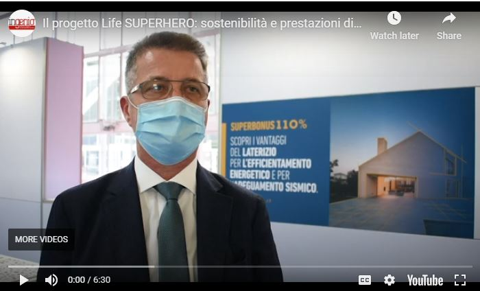 Mario Cunial interview of LIFE SUPERHERO