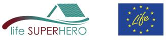 Life SuperHero Logo