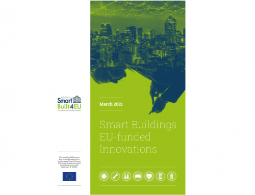 "LIFE SUPERHERO on the 1st edition of ""Smart Buildings EU-funded Innovations"""